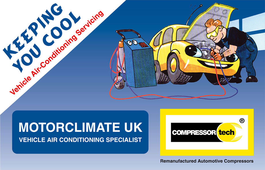 MotorClimate –  Vehicle Air Conditioning Specialist